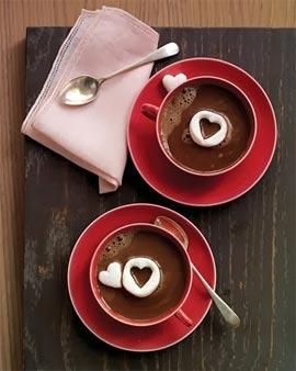 Cosas ricas  San Valentin